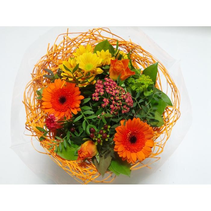 <h4>Bouquet Sisal Medium Orange</h4>
