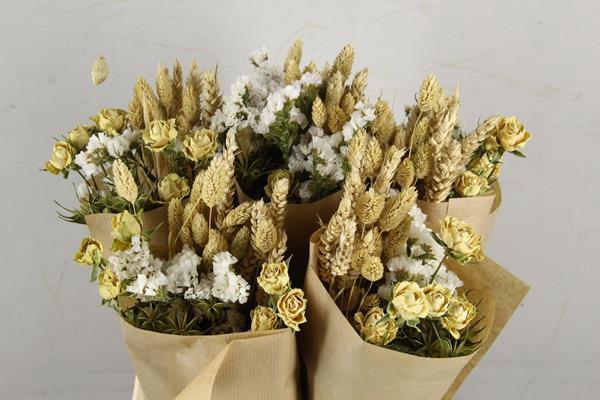 <h4>Df Bouquet 50cm Dutch Natural</h4>