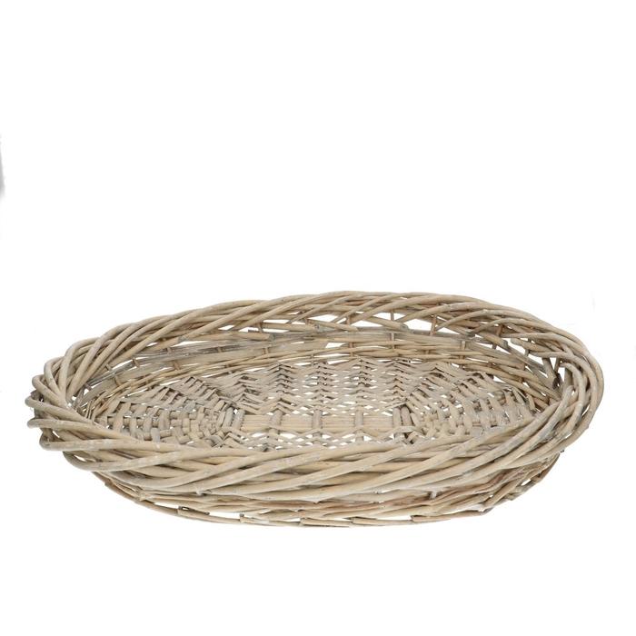<h4>Baskets Jacky bowl oval 50/40*7cm</h4>