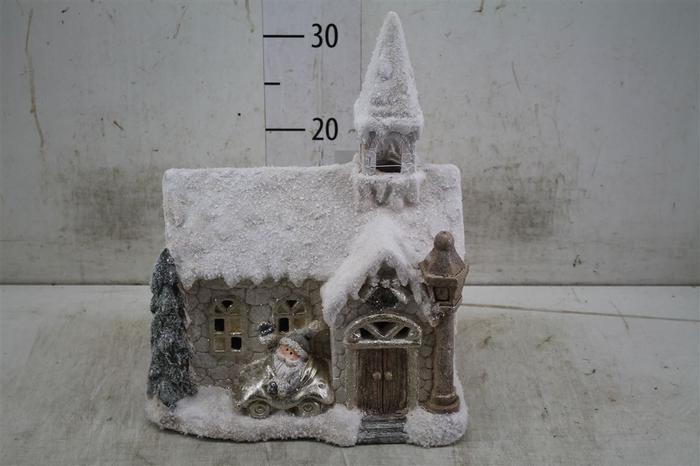 <h4>6165 Deco House Xmas Carol Led L29.5w15.</h4>