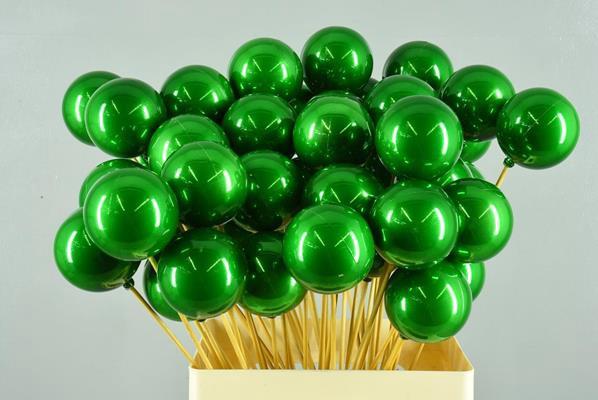 <h4>Stick Ball C. Ø6 Green Pearl</h4>