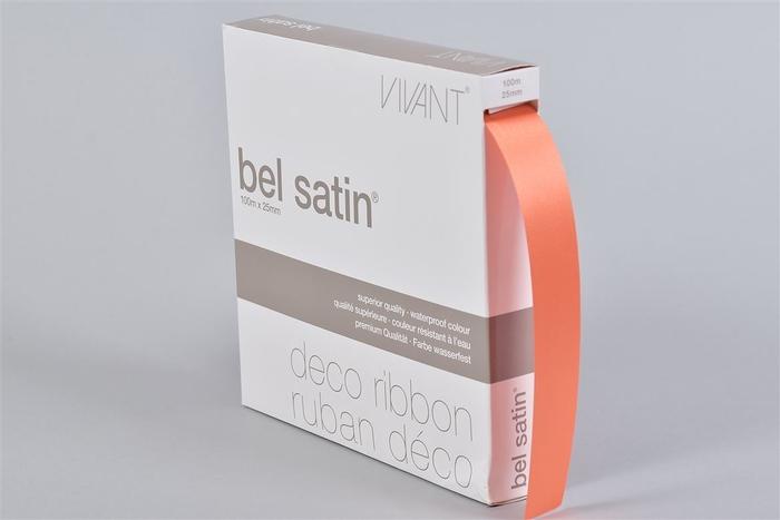 <h4>Lint Satin A57 Oranje 100m X 25mm P/1</h4>