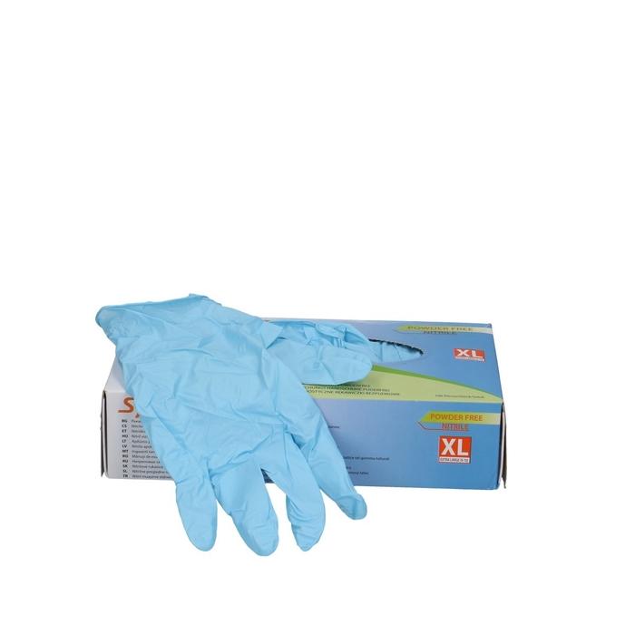 <h4>Bloemisterij Handschoen nitril XL x100</h4>
