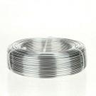 <h4>Alluminiumdraad 2mmx118mtr zilver a 1kg</h4>