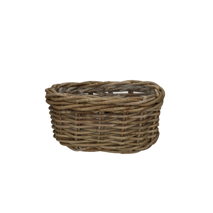 <h4>Baskets Rattan tray oval 30*16*16cm</h4>