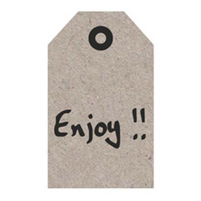 <h4>Bloemkaartjes ma -Enjoy- pakje 20 stuks</h4>