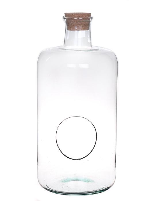 <h4>DF883554100 - Bottle+cork Bovey d6.5/20xh43 Eco</h4>