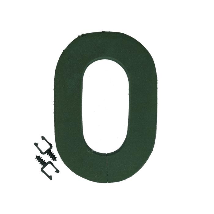 <h4>Oasis Cijfer 0 31cm</h4>