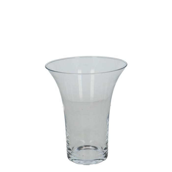 <h4>Glas Boeketvaas Ilse d15*25cm</h4>