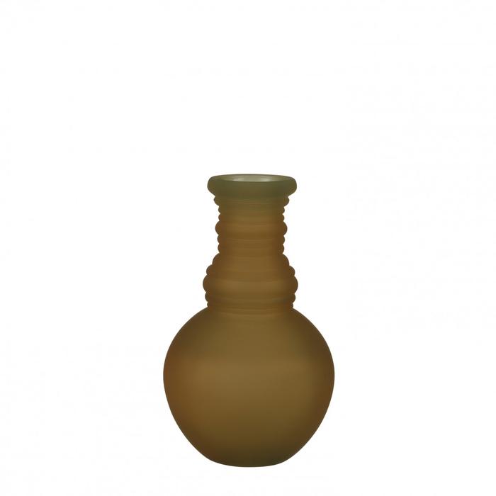<h4>Glass colour Granada vase d4/14*24cm</h4>