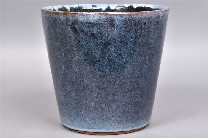 <h4>Alicante Lichtblauw Pot 24x22cm</h4>