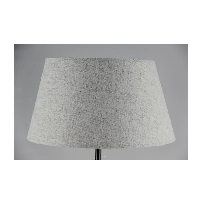 <h4>Lamp Shade Ø45xh25cm Lt.grey</h4>