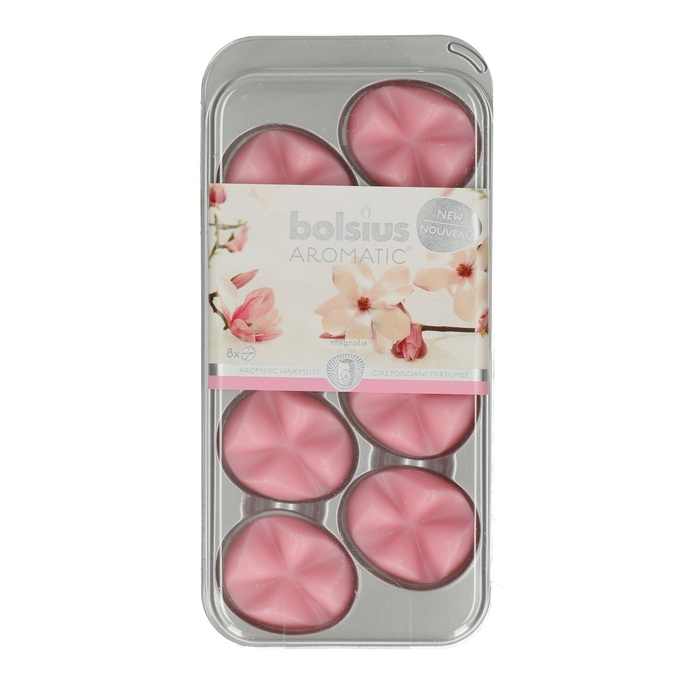 <h4>Candle Wax Melts Magnolia x8</h4>