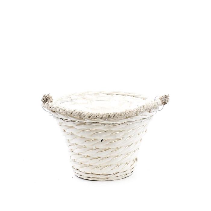 <h4>Baskets Chip tray+handle d28*20cm</h4>