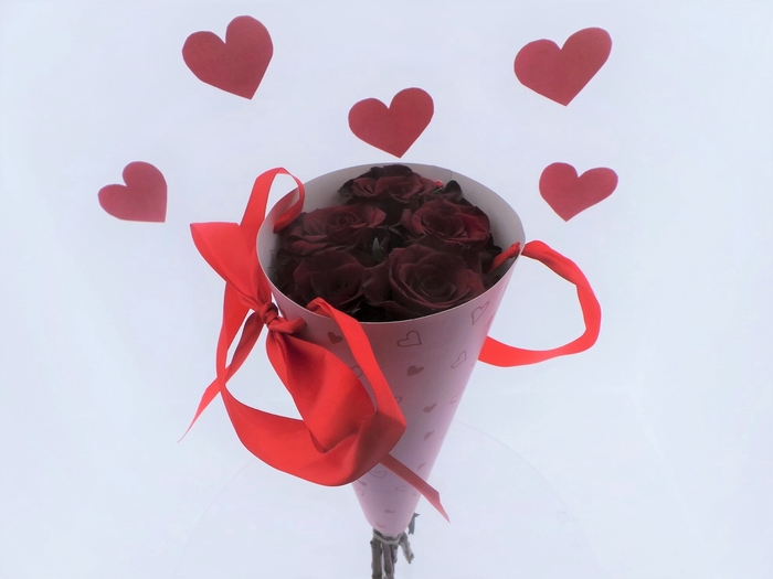 <h4>Bouquet Tube Love story</h4>