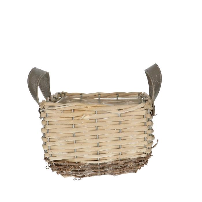 <h4>Baskets Sylvie tray square d16*11cm</h4>