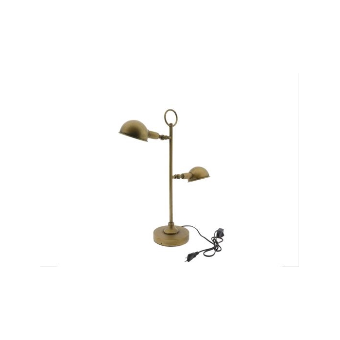<h4>Lamp Table H:61cm Gold</h4>