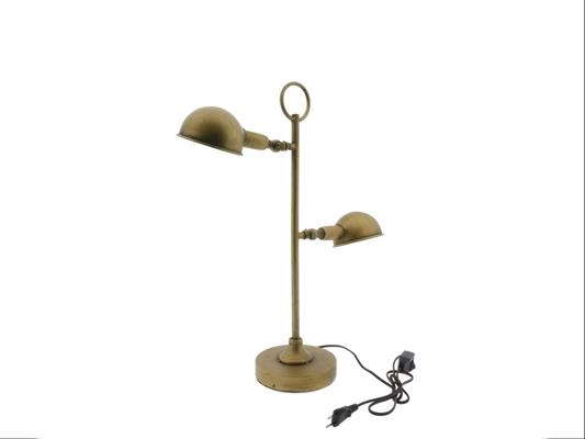 Lamp Table H:61cm Gold