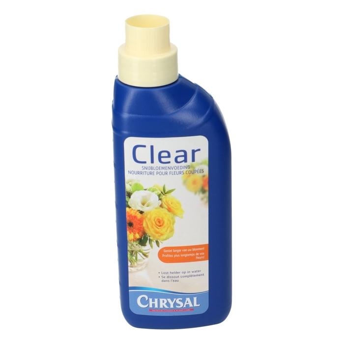 <h4>Abono organico Chrysal Clear 500ml</h4>