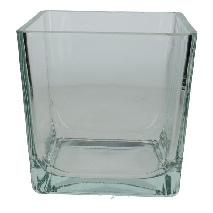 <h4>Glas Accubak taps d18*18cm</h4>