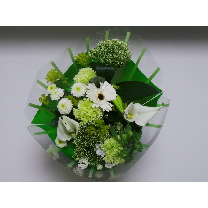 <h4>Bouquet 13 stems White</h4>
