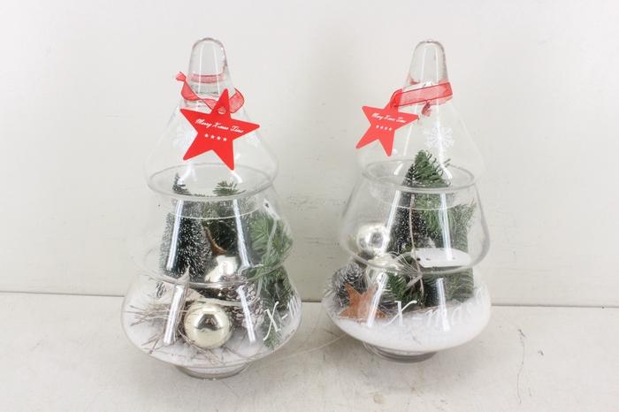 <h4>arr. PL - Glas kerstboom light</h4>