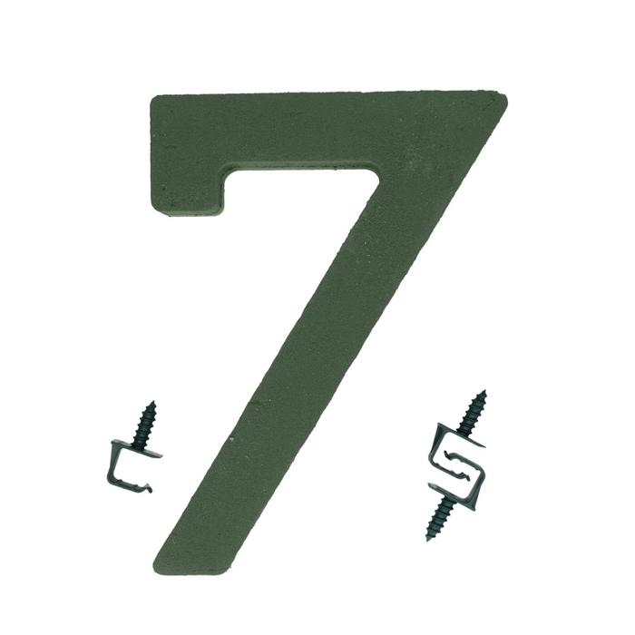 <h4>Steekschuim Basic Cijfer 7 27cm</h4>