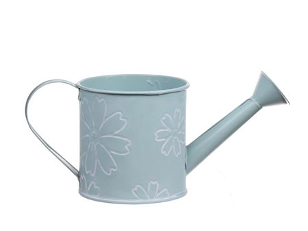<h4>Watering can Jade2 d11xh10 light blue</h4>