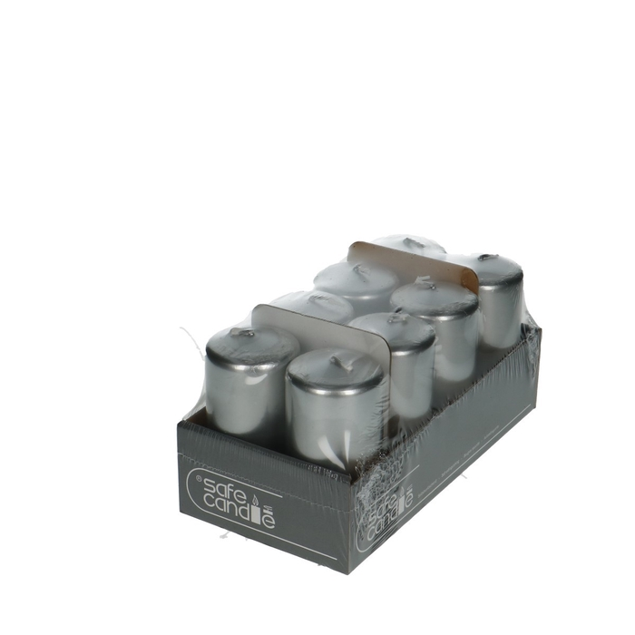 <h4>Candle Cylinder Safe Candle d06*12cm</h4>