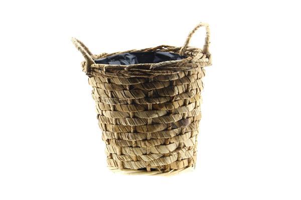 <h4>Basket Waterhyacint Ø27x19x28</h4>
