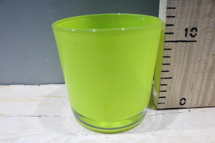 <h4>GLASS AMELIA GREEN H13 D13 8720584</h4>