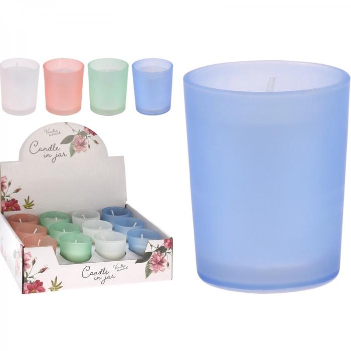 <h4>Candlelight Glass Summer d05*6cm</h4>