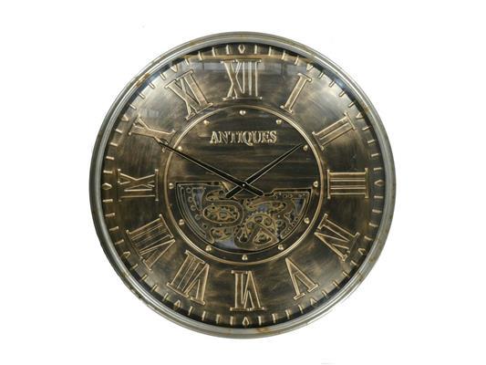<h4>Clock Gear Ø103cm Ant. Gold</h4>