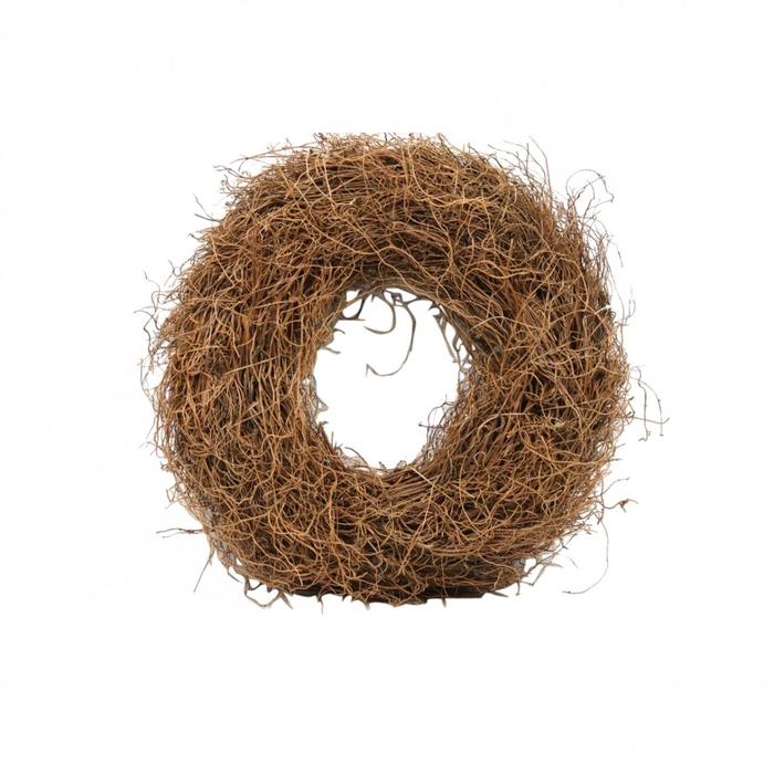 <h4>Wreath d38cm Fern root</h4>