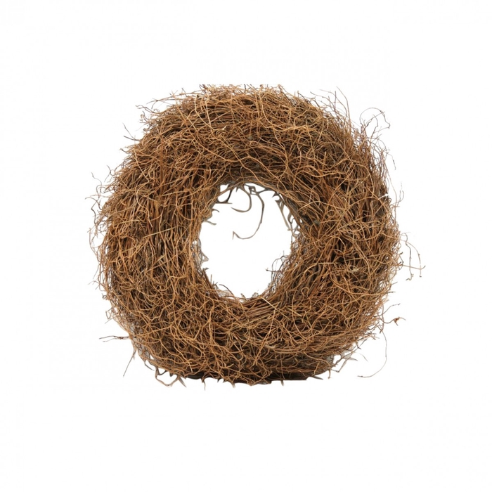 <h4>Krans d38cm Fern root</h4>