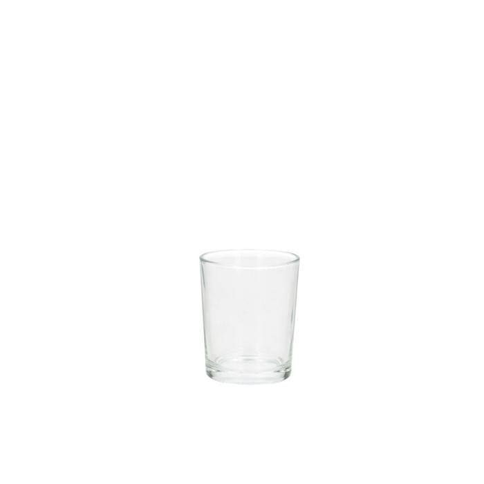 <h4>Glas Maroc clear d5*6cm</h4>