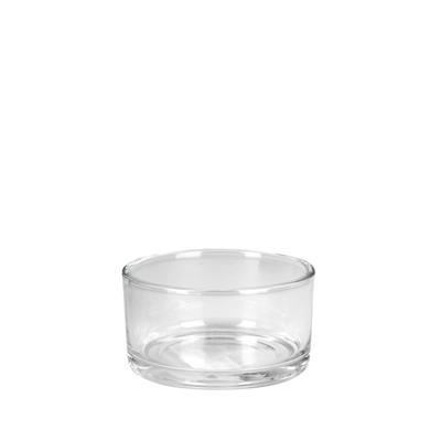 <h4>Schaal Dakar glas ø15xH8cm</h4>