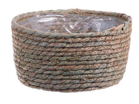 <h4>Basket Bulah d23xh12.5 natural</h4>