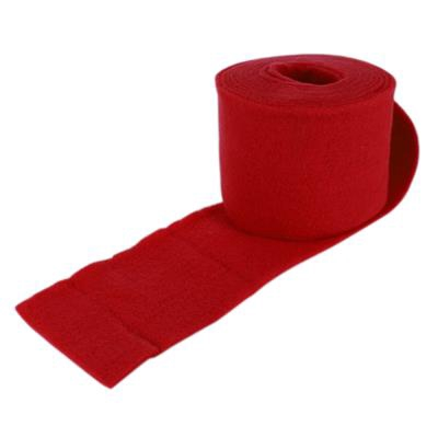 <h4>Heavy Wool 150 mm x 5 MTR. red 026</h4>