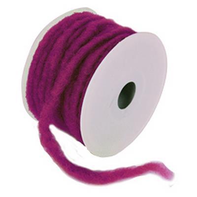 <h4>Rouleau de laine ø7mmx 20mtr fuschia couleurnr 61</h4>