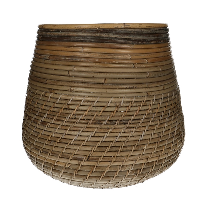 <h4>Baskets Lombok ball pot d27/40*33cm</h4>