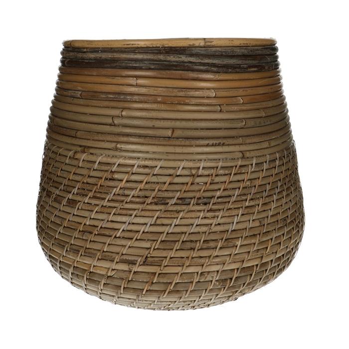 <h4>Manden Lombok bolpot d27/40*33cm</h4>