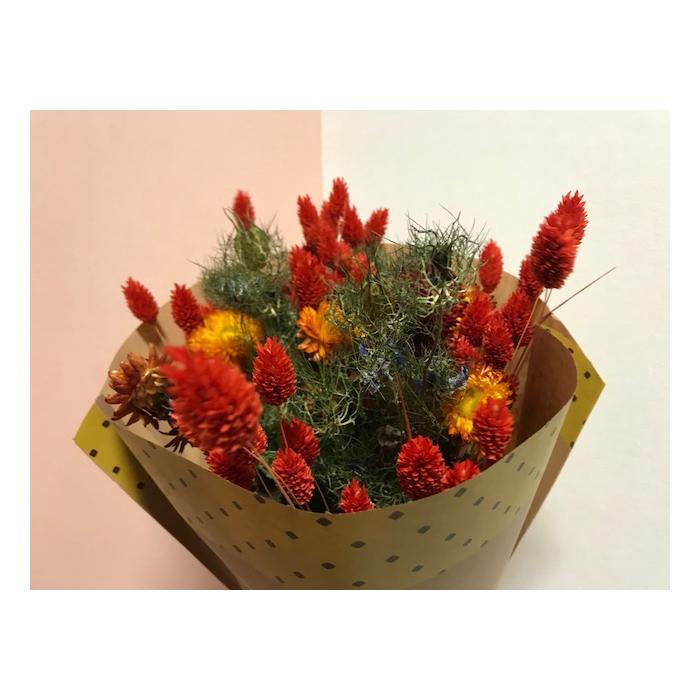 <h4>Bouquet dried mix orange-nigella</h4>