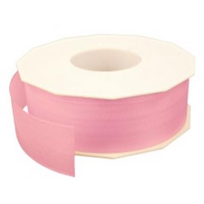 <h4>Ruban Pattberg Europa 25mm x50m rose clair 020</h4>