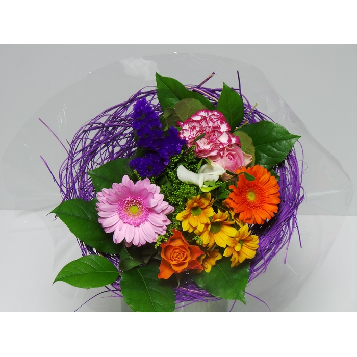 <h4>Bouquet Sisal Medium Mixed</h4>