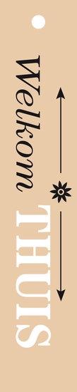 <h4>FLORAL CARD DUTCH WELKOM THUIS 25PCS FCC-7911</h4>