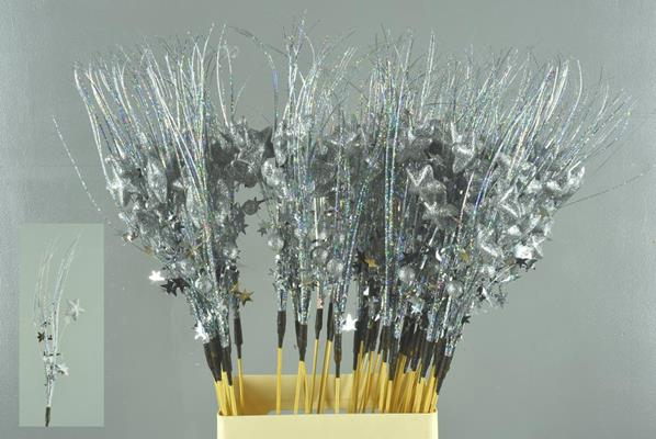 <h4>Stick Bouquet Star Silver</h4>