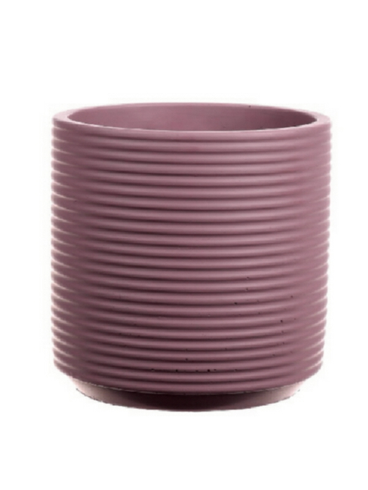 <h4>DF661980275 - Pot Parma d19xh18 old pink</h4>