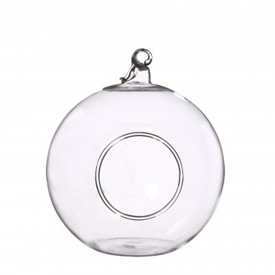 <h4>Glas Decobal+gat d10*12cm</h4>