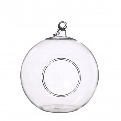<h4>Glas Decobal gat d10*12cm</h4>